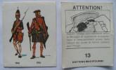 15 Vignettes Editions MAXIFOURMI : MILITAIRES - ARMES Parmi 90 Vig. (1 à 136) - Altri