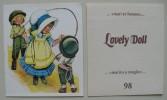 10 Vignettes Editions Beaubourg LOVELY DOLL (SARAH KAY) De 1979 Parmi 20 Vignettes - Altri