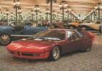 AUTOMOBILE :  BMW Turbo 1972 - Etude De Style Pour La Sécurité - Coupé 2 Places - 1990 Cm3 - 250 Km/h - Cartes Postales