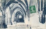 CPA LUXEUIL LES BAINS - LES CLOITRES DE L'ANCIENNE ABBAYE - Luxeuil Les Bains