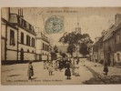 Lamballe, Le Haras, L'église St Martin. - Lamballe
