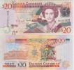 East Carribeans 20 Dollars 2012 Pick 53 UNC - East Carribeans