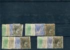 CUBA 35/38 SIN GOMA OFERTA 1 SERIE 10 EUROS - Cuba (1874-1898)