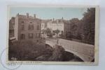 Old France Postcard - Libos - Pont De La Lémance, Carriage And Peoples - Anime - Sin Clasificación