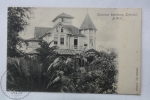 Old 1919 BWI Trinidad Postcard - Suburban Residence - Postales