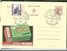 Publibel obl. n� 2203 ( Cachets-poudres MANN)  obl: Waremme 13/04/1969