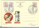 Publibel obl. n� 1694 ( Attrape-mouches AEROXON) obl: Mons 07/04/1963