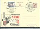 Publibel obl. n� 1743 ( Eau min�rale: STRAAL - Oudenaarde) obl: Dentergen: 09/09/1967