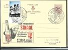 Publibel obl. n� 1708 ( Eau min�rale: STRAAL - Oudenaarde) obl: Deinze 11/03/1967
