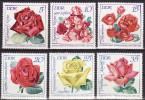DDR 1972. Mi 1763/68, MNH(**) - Unused Stamps