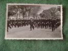 CARTE PHOTO CHARENTE MARITIME - MILITAIRES DE L´AIR - LE DEFILE - STE JEANNE D´ARC LE 14 MAI 1939 - Rochefort