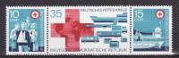 DDR 1972. Mi 1789/91, MNH(**) - Unused Stamps