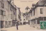 LA CANOURGUE. Vieille Maisons - France