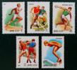 SPORTS 1981 - NEUFS ** - YT 4816/20 - MI 5081/85 - 1923-1991 USSR