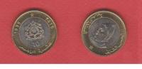 Maroc   --   10 Dirhams 1995   --   Km # 92  ---  état  SPL - Maroc