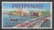 PHILIPPINES 1967 65th Anniv Of Philippines Bureau Of Posts - 20s  Bureau Of Posts Building, Manila   FU - Philippines
