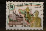 ITALIA USATI 2007 - LE REGIONI MARCHE - RIF. G 1345 - QUALITA´ LUSSO - 6. 1946-.. Repubblica