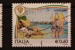 ITALIA USATI 2007 - LE REGIONI SARDEGNA - RIF. G 1347 - QUALITA´ LUSSO - 6. 1946-.. Repubblica