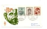 VZ300B - ITALIA FDC 1975 (Ed.Venetia)  Viaggiata Con Annullo D´arrivo :MICHELANGELO - 6. 1946-.. Repubblica