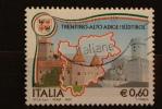 ITALIA USATI 2007 - LE REGIONI TRENTINO ALTO ADIGE SUDTIROL - RIF. G 1348 - QUALITA´ LUSSO - 6. 1946-.. Repubblica