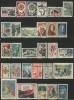 FRANCE 1964-65 YVERT 1429...1465 USED  CAT VALUE 14 EUR - Frankreich