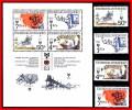 CZECHOSLOVAKIA 1983 ILLUSTRATIONS + S/S  MNH HORSES, BIRDS, TEDDY BEAR, FAIRY TALES A14 - Unused Stamps