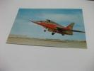 AEREO F-107A CALIFORNIA - 1946-....: Era Moderna