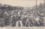 Kontich  stoomtrein   spoorweg ongeluk  treinongeval  nr 5338