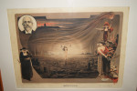 Franc-Maçonnerie : Lithographie De Fragrista (le Réveil De Genève) 20 Ième (dim 410 X 580) - Godsdienst & Esoterisme
