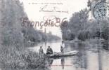 (45) Olivet - Le Loiret Au Pont Cotelle - 2 SCANS - Autres Communes