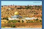 CPSM ISRAEL JERUSALEM VUE DU MONT DES OLIVIER - Israele