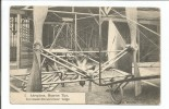 A�roplane, Maurice Tips, Inventeur-Constructeur Belge.