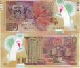TRINIDAD & TOBAGO   50 Dollars ( COMMEMORATIVE  Polimer )   P54 - Trinidad & Tobago