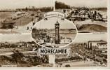MORECAMBE   MULTIVIEWS     S/FR     (VIAGGIATA) - Inghilterra