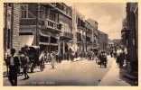 "02888 ""HAIFA - THE JAFFA STREET"" ANIMATA, CARROZZE CON CAVALLI.  CART. NON SPED. - Israele"