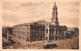 """02896 """"TOWN HALL - ADELAIDE""""  ANIMATA, TRAMWAY. CART. NON  SPED. - Adelaide"""