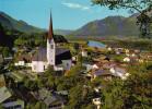 Brixlegg Im Tirol, View With The Church - Brixlegg