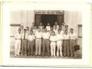 Indochine, Hanoi, Faculte Des Sciences, Annee 1953/54, Hopdung Photo   (bon Etat) Dim:19x14. - Luoghi