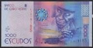 Cape Verde 1000 Escudos 2014 Pnew UNC - Cape Verde