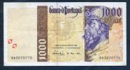 "1000 Escudos ""PORTUGAL""   4 Octobre 1996 TTB  Ro7 - Portugal"