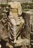 Caesarea, Roman Statue Of Light Coloured Marble - Sculptures