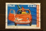 ITALIA USATI 2007 - FIAT 500 - RIF. G 1372 - QUALITA´ LUSSO - 6. 1946-.. Repubblica