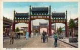 Street Scene, Peking, Camera Craft - China