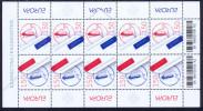 KAZ 2008-616-7 EUROPA CEPT, KAZAKISTAN, MS, MNH - 2008