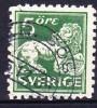 SUEDE 1923-26 YT N° 155a Obl. - Gebruikt
