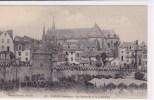 VANNES. 178. Les Remparts De La Cathédrale - Vannes