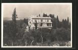 CPA Corfu, Villa Achilleion - Grèce