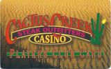 Cactus Creek Casino - Montana - Printed Slot Card With Barcode   ...[RSC][MSC]... - Casino Cards