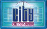 City Casino - Montana - Blank Sample Slot Card   ...[RSC][MSC]... - Casino Cards