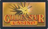 Golden Spur Casino - Montana - Blank Sample Slot Card   ...[RSC][MSC]... - Casino Cards